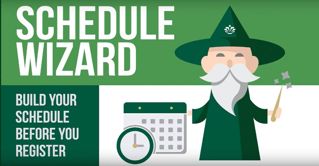 Image result for schedule wizard uncc