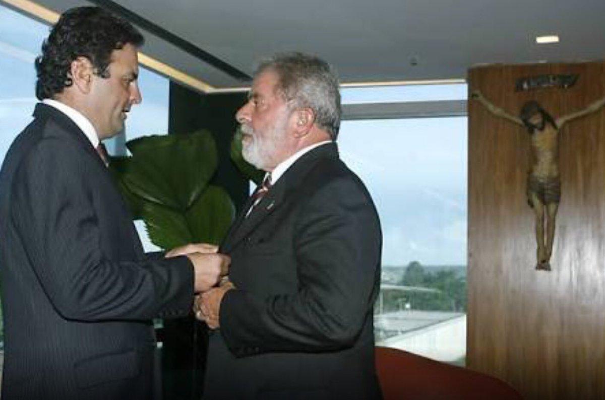 Lula tentará último recurso: se filiar ao PSDB! @sensacionalista