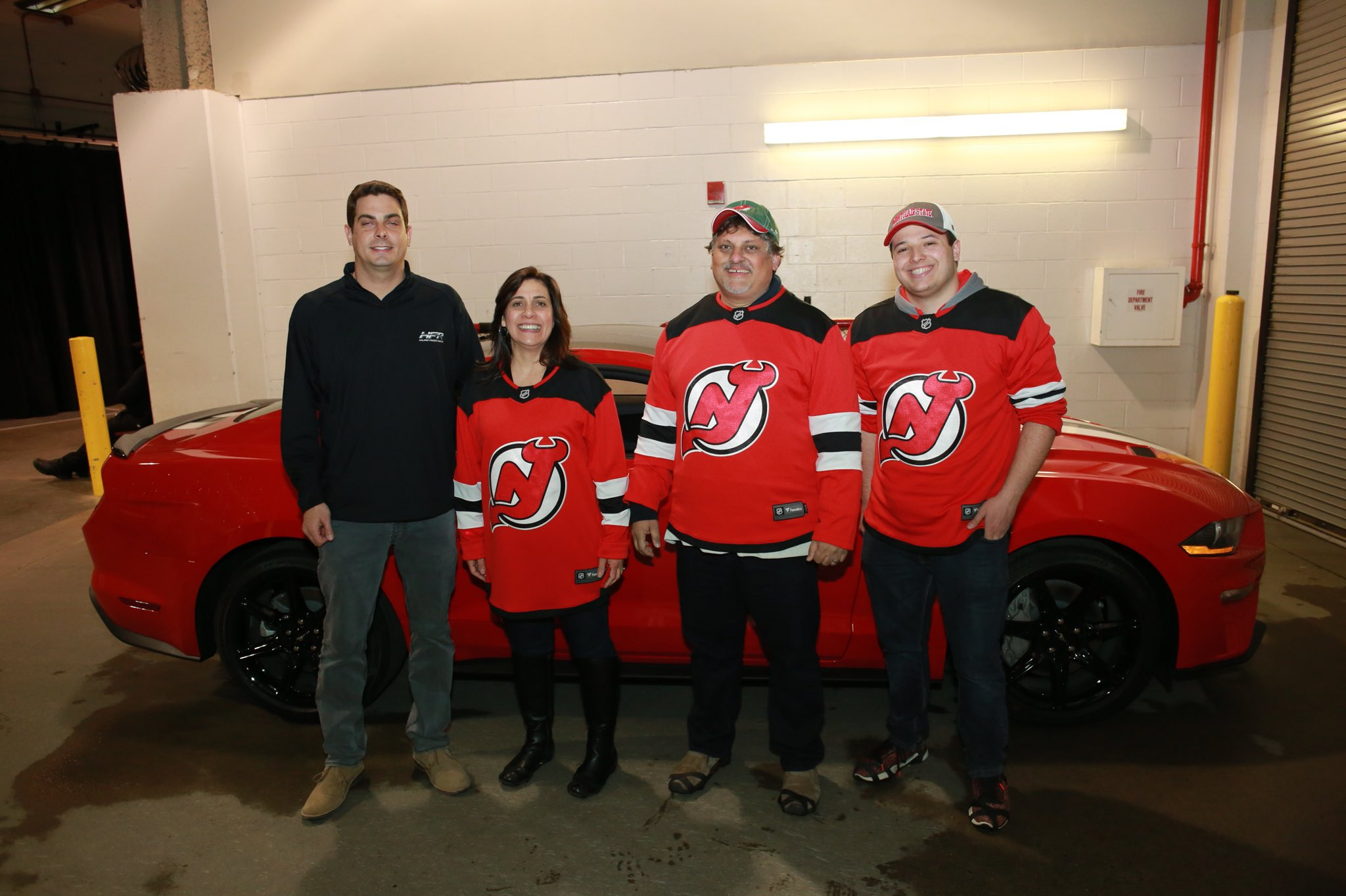 "New Jersey Devils on Twitter ""Congrats to Wendy Werlock of Paramus"