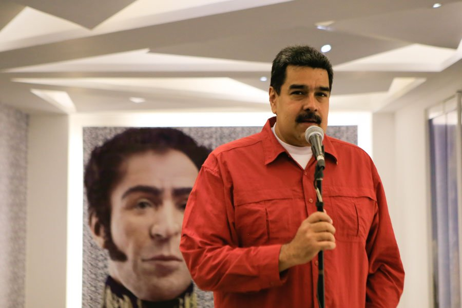 Dictadura de Nicolas Maduro - Página 37 DaDQAIBX0AA65uP
