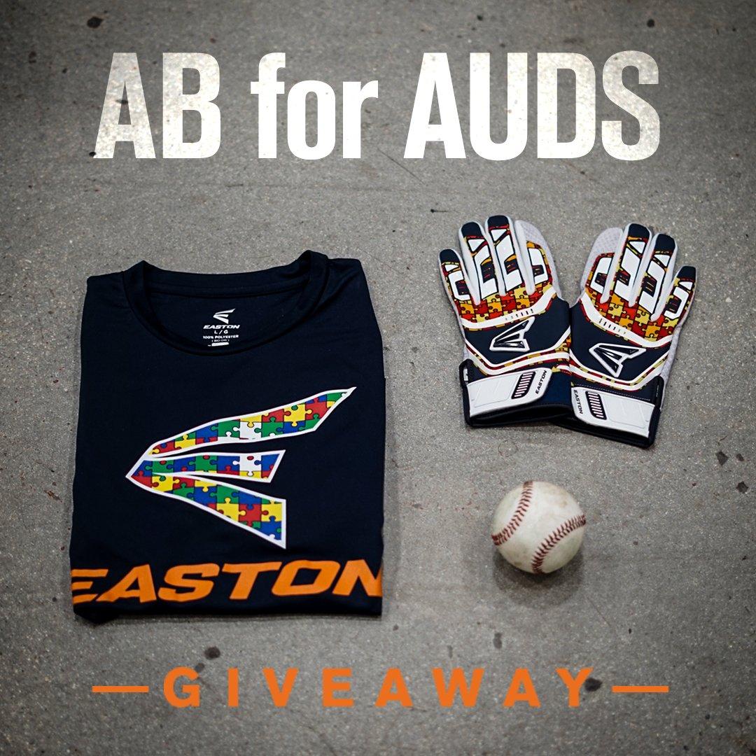 Easton Baseball On Twitter Giveaway In Honor Of Autism Awareness