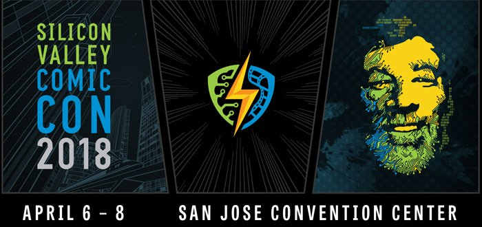 test Twitter Media - Can't wait to meet fans at @SVComicCon 2018, this Saturday in San Jose, CA. Tickets: https://t.co/wBR1Y4lIq1 #SVCC https://t.co/M4mWFIpyHn