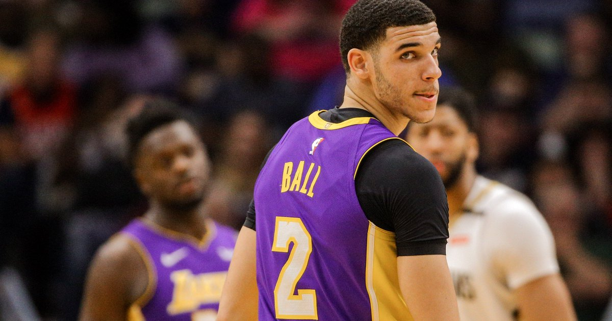 2680e1a29f9 baby baller incoming lonzo ball confirms he s expecting child with  girlfriend denise garcia