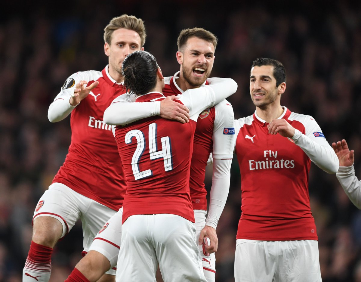 Arsenal vs CSKA Moscow 4-1 Highlights