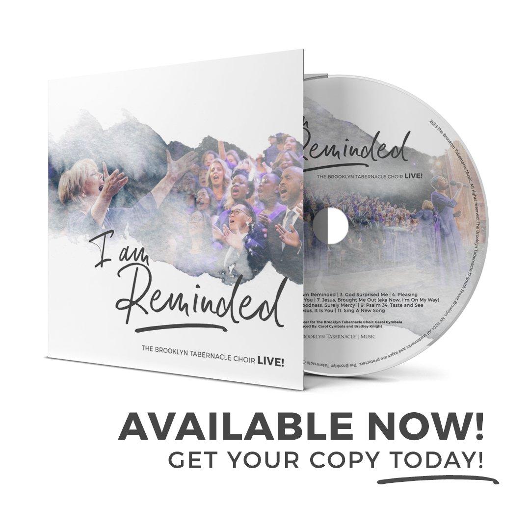 brooklyn tabernacle choir albums youtube