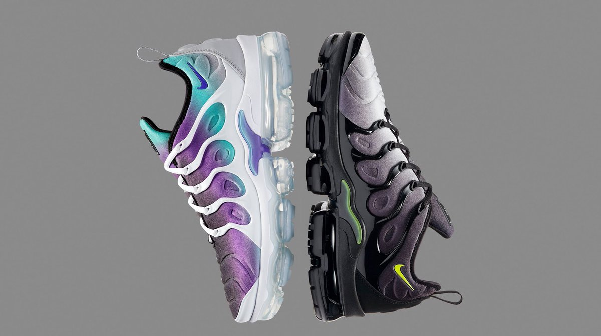 eefd4103a5 futuristic air nike vapormax plus drops tomorrow in two new colors in store  only or