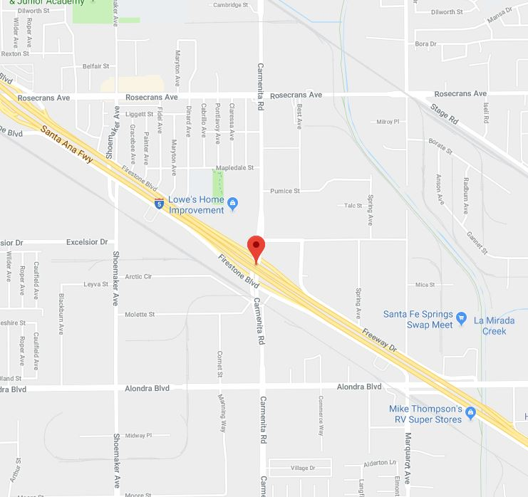 Knx 1070 Traffic Map.Carmenita Latest News Breaking Headlines And Top Stories Photos