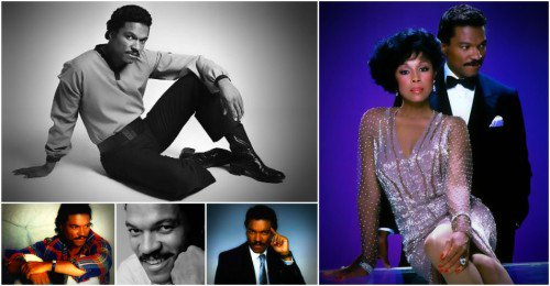 Happy Birthday to Billy Dee Williams (born April 6, 1937)