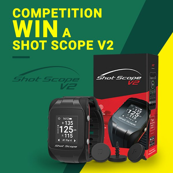 ⛳️🚨 MASTERS GIVEAWAY 🚨⛳️ WERE GIVING AWAY 3 BRAND-NEW SHOT SCOPE V2 GPS WATCHES 😍 RT & FOLLOW TO WIN Competition ends Sunday night when the winning putt goes in! #TheMasters