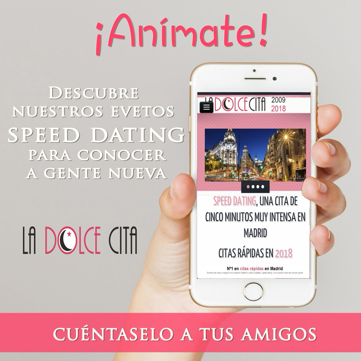 La Dolce vida Madrid Speed Dating