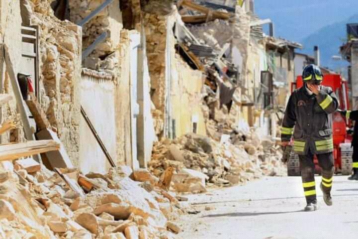 L'Aquila dopo sisma 2009