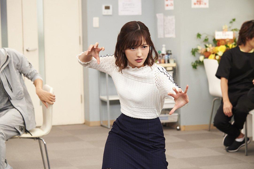 渡辺麻友 さんに、またもやミュージカルスターのみなさまが振り回されてしまった グリブラ 第12話!