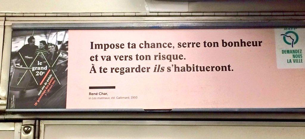 Lucie On Twitter Une Petite Phrase Qui Date De 1950 Mais