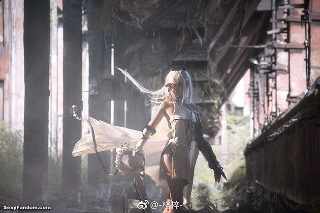 Sexy Fandom: Cinematic Drakengard 3 Cosplay https://t.co/jUQnZ6ucIL...