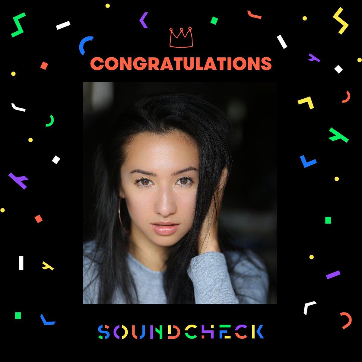 第2回SOUNDCHECK CONTESTの優勝者は @shalaeuroasia 🔥今回も沢山のエントリーありがとうございました、そしてSHALAちゃんおめでとうございます🙋♀️💛詳細はブログにてチェック👀 https://t.co/ew56FcvQtT #soundcheckcontest #soundcheckjp #shala https://t.co/l2EWkQhR74