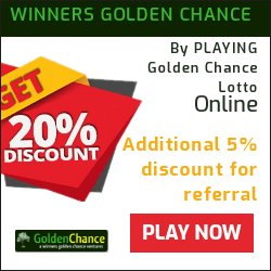 Golden chance Lotto on Twitter: