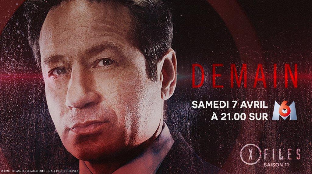 """Série et films """"X-Files"""" Partie 2 - Page 15 DaFm2yFUMAA4-Xt"""