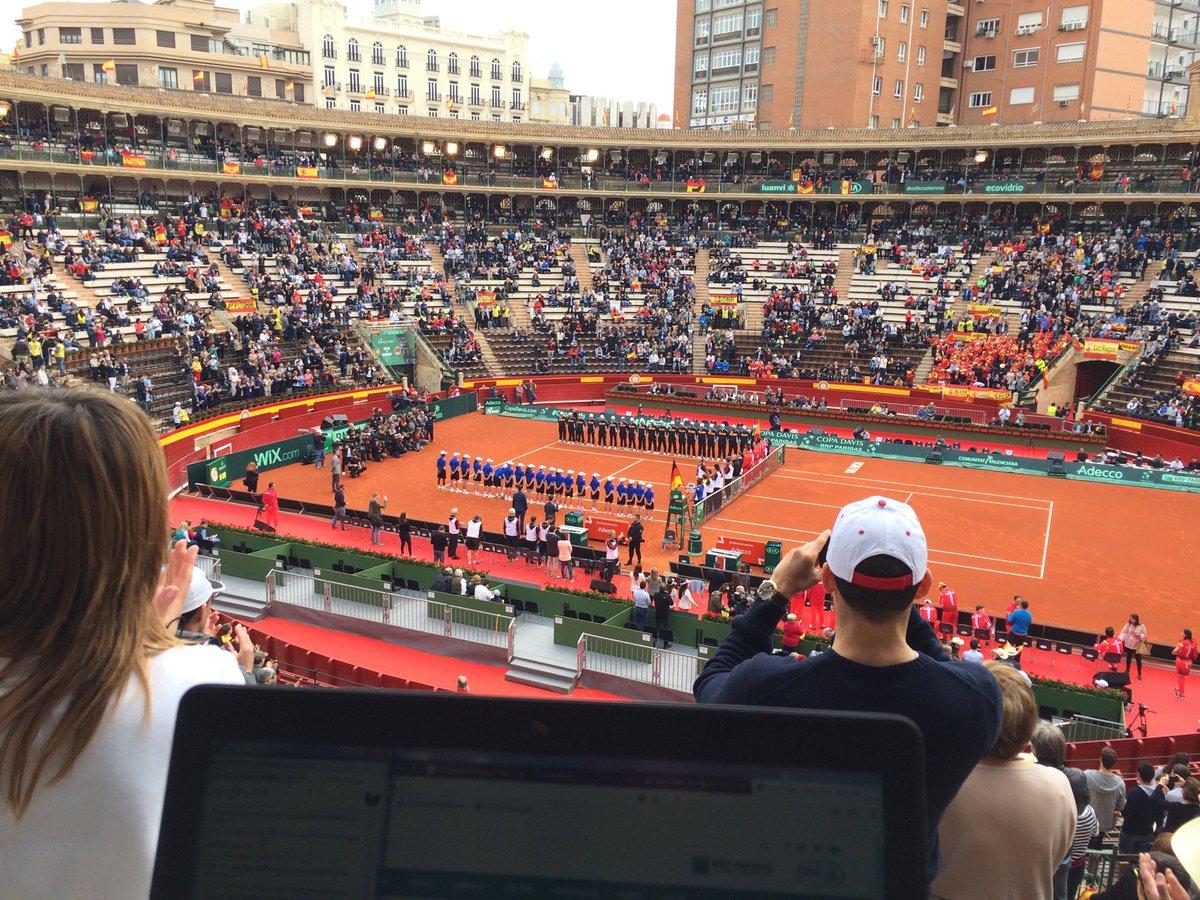 Lars Reinefeld On Twitter Kann Gleich Losgehen Davis Cup