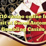 Image for the Tweet beginning: USD 210 casino online free