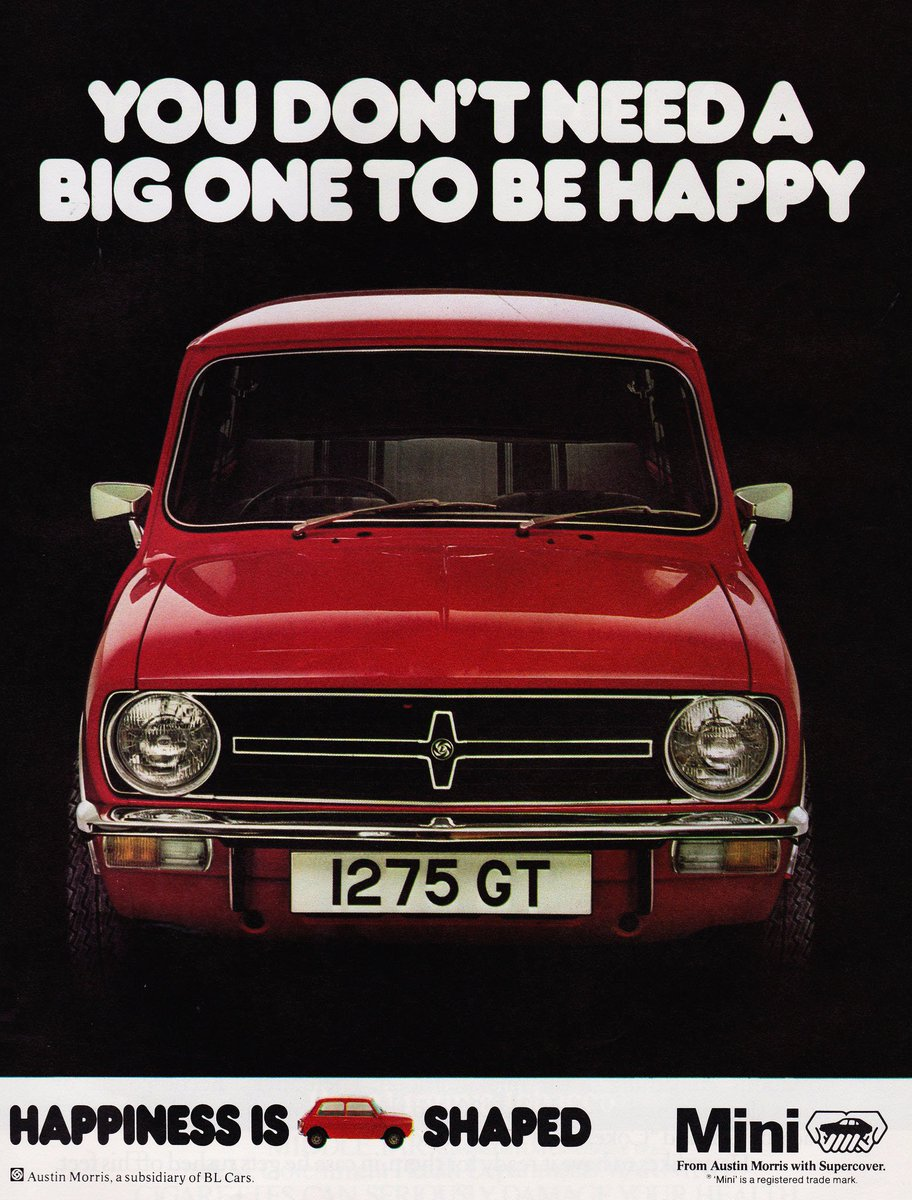 Influx Magazine On Twitter A Look At Car Ads From Decades Ago