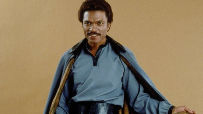 Happy Birthday to Billy Dee Williams! if you love Billy Dee!