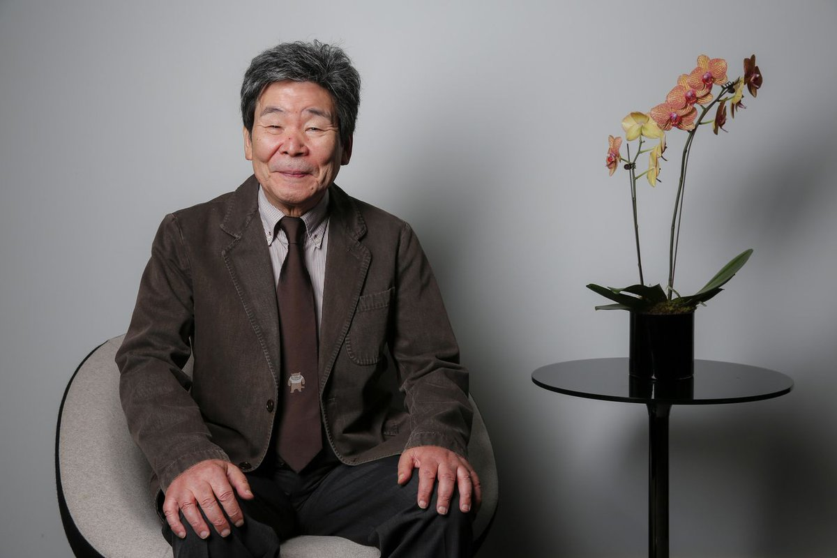 RIP to visionary Japanese filmmaker & Studio Ghibli co-founder #IsaoTakahata. We at the Festival are big fans. His directorial debut, cult masterpiece Horus, Prince of the Sun, & 1972 Totoro inspiration Panda! Go Panda! screened as our Fest Flashbacks the last two years.