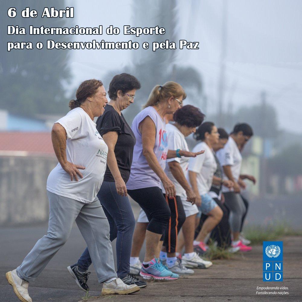 bd884b270 ... data definida pela ONU para aumentar o reconhecimento da influência  positiva que o esporte pode ter sobre os direitos humanos e o  desenvolvimento ...