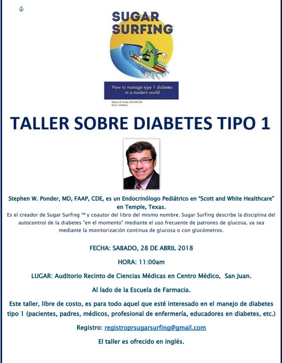 taller de autocontrol de diabetes
