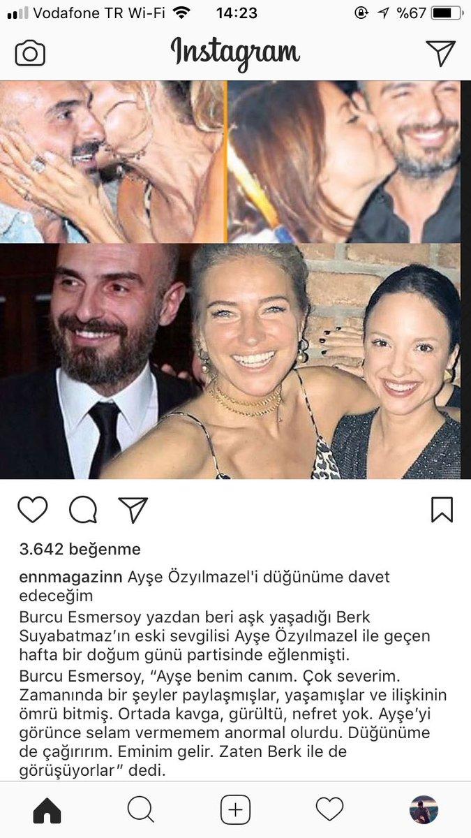 Twitter Burcu Esmersoy nude photos 2019