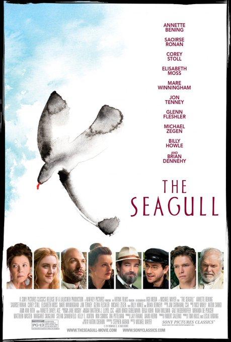 The Seagull, avec Saoirse Ronan et Elizabeth Moss DaGLcjnV4AAGC5K