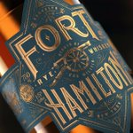 We're happy to showcase our latest work with whiskey brand Fort Hamilton which can now be found as a live case study on our website: https://t.co/6ENjNRGhqE @ft_hamiltonrye #branding #packagingdesign #fridayfeeling