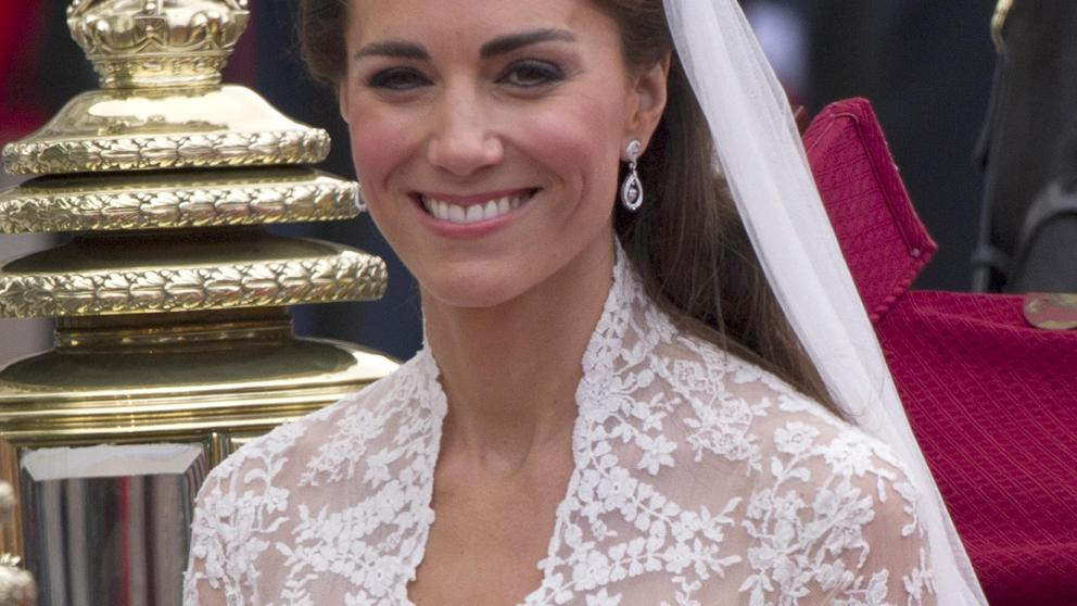 Kate Middleton Vestido Novia Low Cost Inspirado Kate