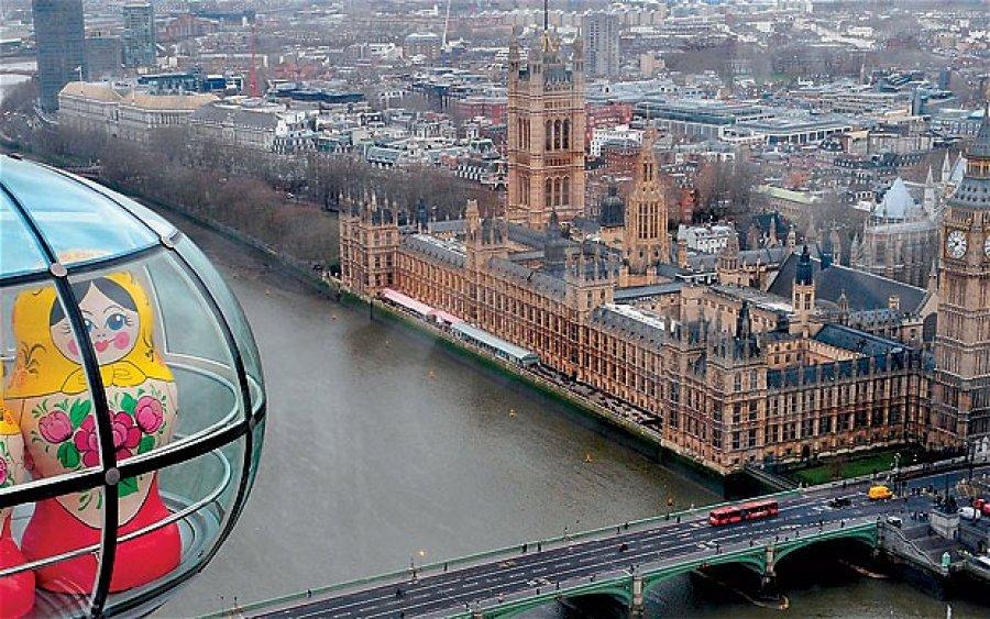 маточных труб в лондоне русские фото множества