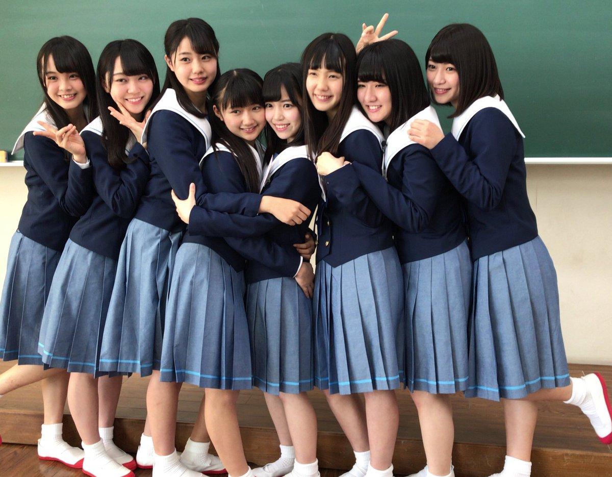 """STU48: STU48 On Twitter: """"新番組「STU↗︎でんつ!」、本日24:30〜スタートです🌸🌸🌸 放送局などの"""