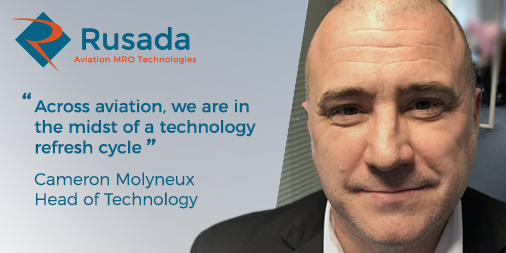 "As part of our Rusada team Q&A series, ""Behind the Logo"", our Head of Technology is next to go under the microscope. Read more from @cameronmolyneux here...https://t.co/TqIn79ENMR"