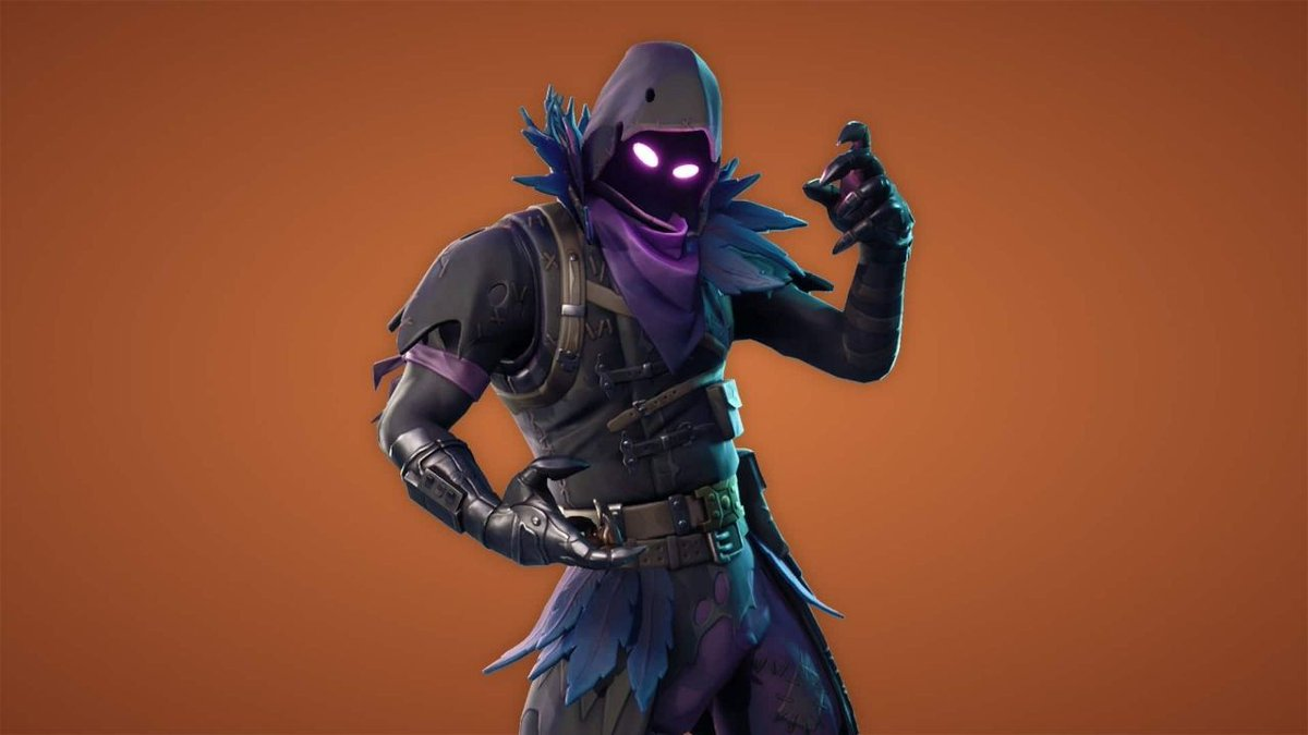 Fortnite S Anticipated Raven Skin Polygon Polygon S Tweet