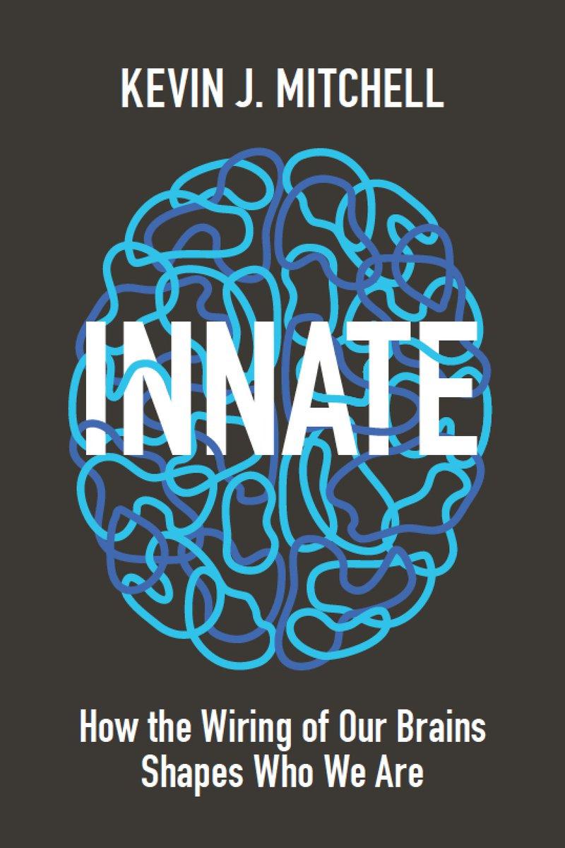 If Genes Dont Turn Off Brains Wiring >> Kevin Mitchell Wiringthebrain Twitter