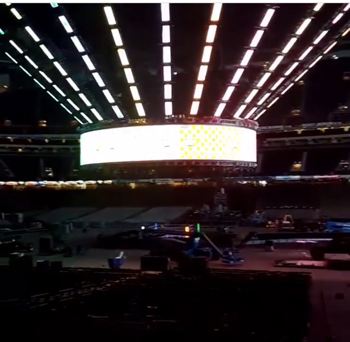 WrestleMania 34 Stage, Pyro, Theatrics - Page 4 ...