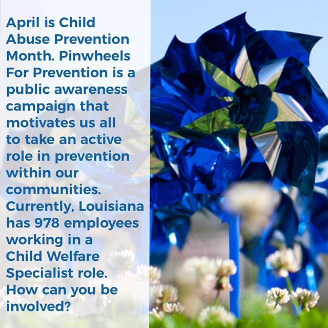 State Civil Service On Twitter Did You Know The Pinwheel