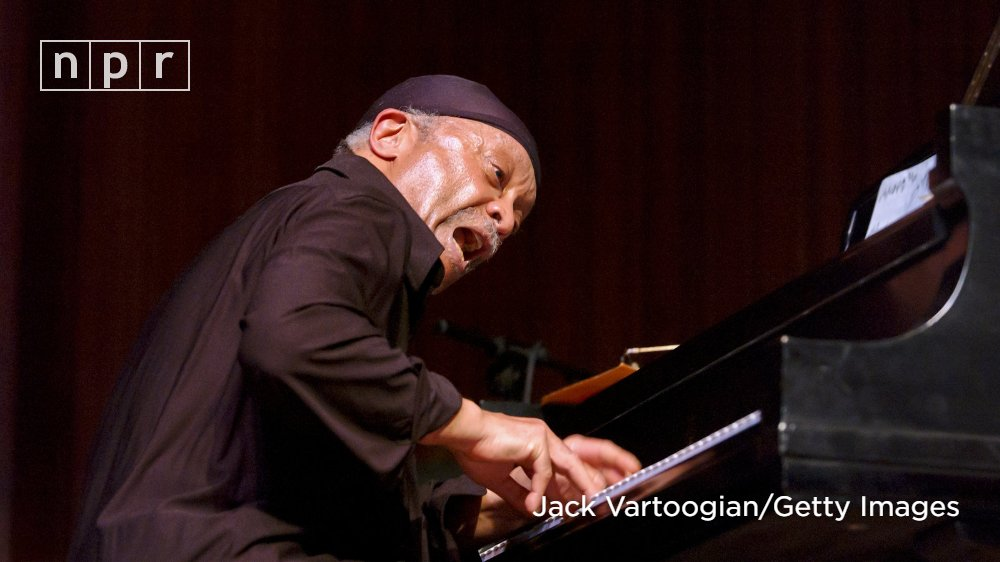 Reloaded twaddle – RT @nprmusic: Pianist Cecil Taylor, a pioneer of free jazz and icon of the avant...