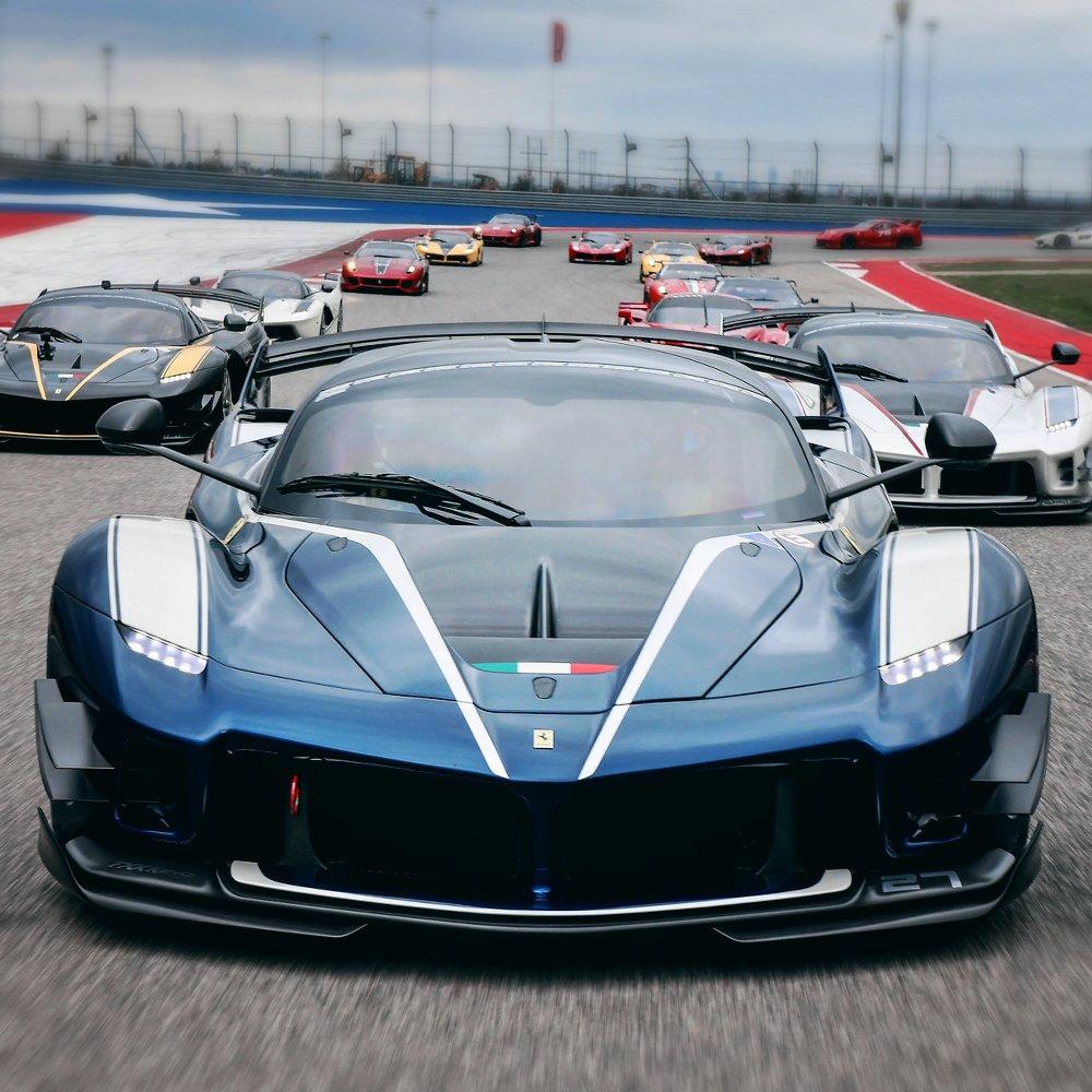 Ferrari on Twitter: