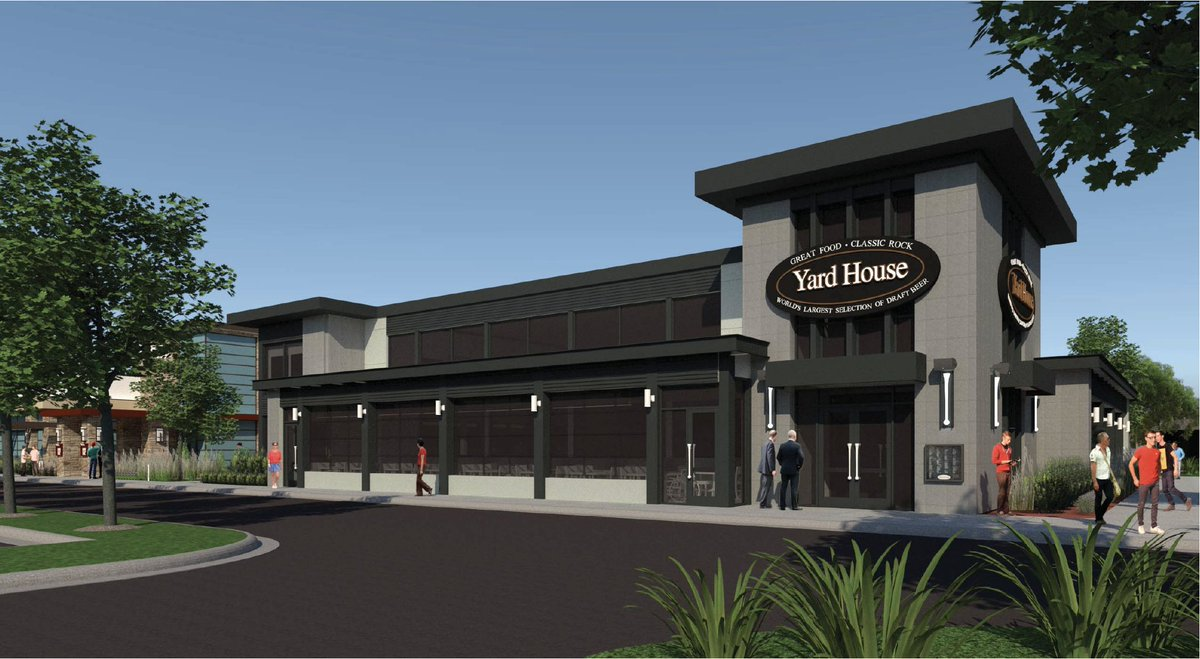 Two New Restaurants Will Be Added To The Already Excellent Development Yard House And Seasons 52 Check Out Our Original Blog Post Https Goo Gl E9dbua