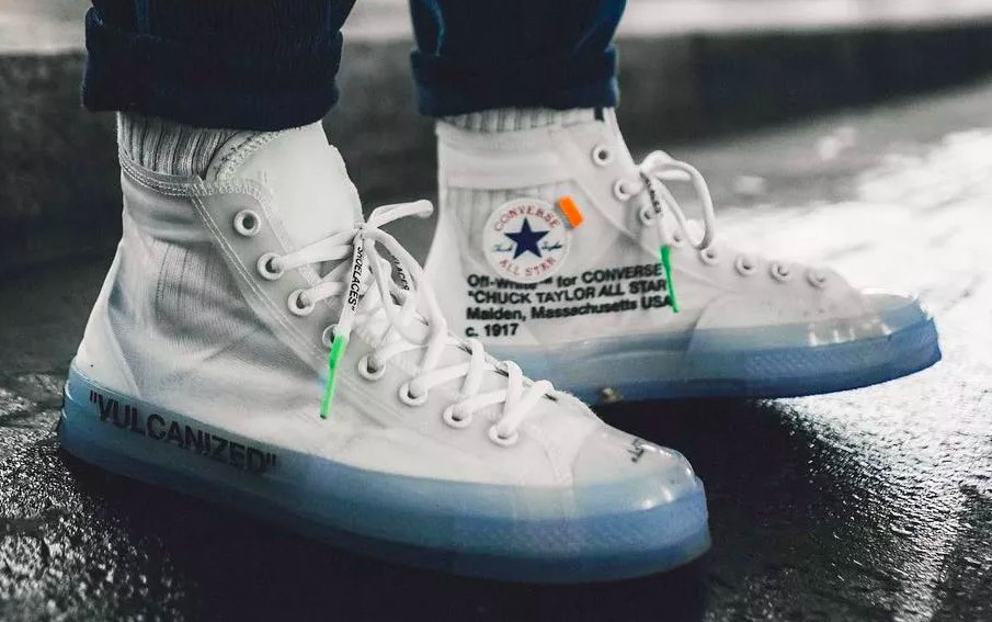 900ef24ca65e off white x converse chuck taylor the ten drops next month