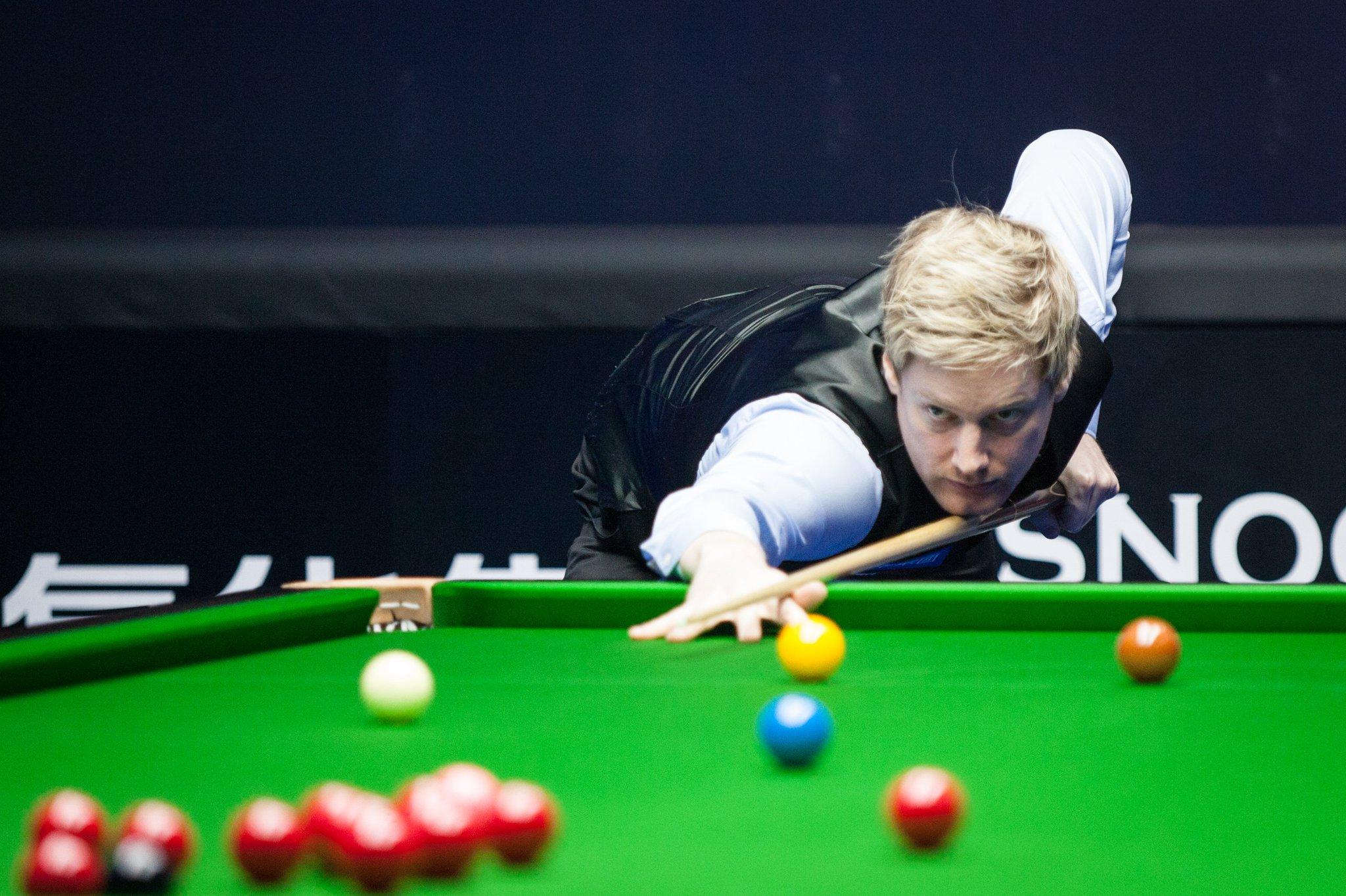 World Snooker Twitter