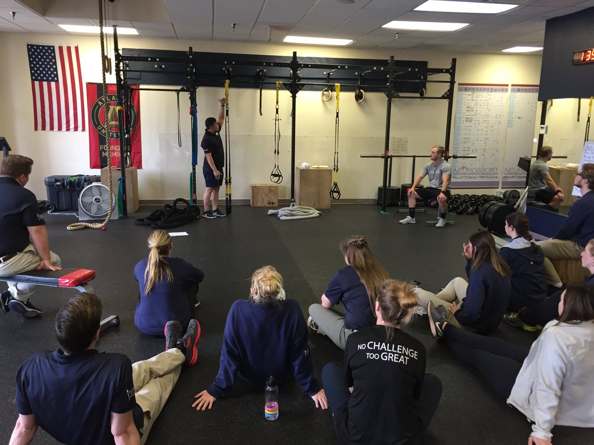 Neurosport Pt On Twitter Our Staff Is Always Learning From Each
