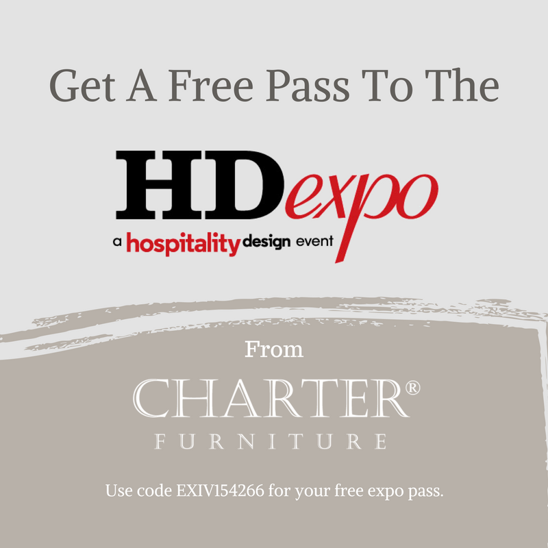... Charter Furniture Wants To Give You A Complimentary Attendee Pass.  Register Today And Come Visit #CharterFurniture At Booth 4320, May 2   4 In  Mandalay ...