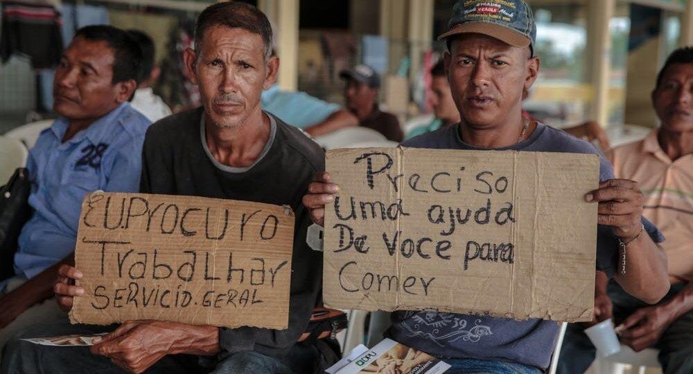 Crise humanitária: mais de 800 venezuelanos chegam ao Brasil por dia, afirma ACNUR https://t.co/DDgl7ymGaD