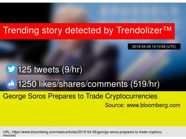george soros prepares to trade cryptocurrencies bloomberg