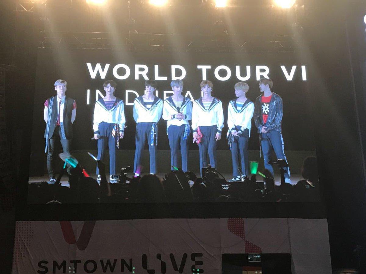 Take a bow @NCTsmtown_DREAM #SMTOWNinDubai