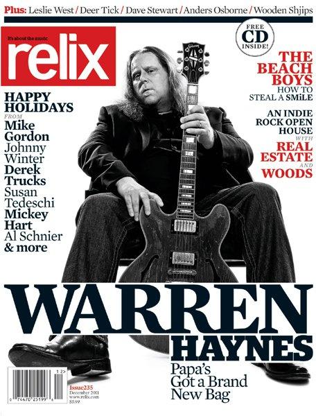 Happy Birthday Warren Haynes! (